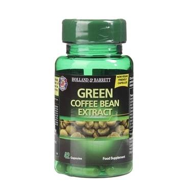 Holland Barrett Green Coffee Bean Extract 42 Capsules Holland Barrett Malta