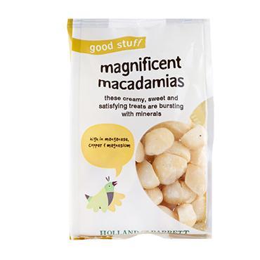Holland Barrett Macadamia Nuts 100g Holland Barrett Malta